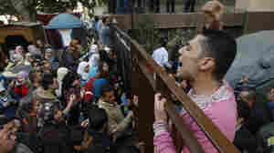 In Egypt: 'Mini-Revolutions;' Labor Protests