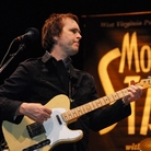 Chuck Prophet performed on Mountain Stage.