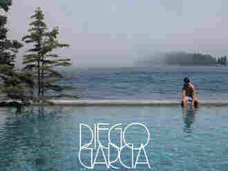 Diego Garcia's new album is called 'Laura', it premieres in April.