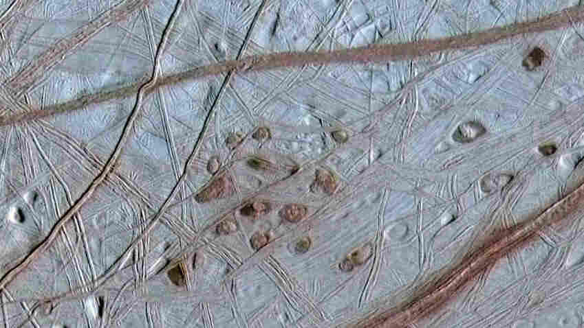 Underneath, they're not so cold. Rogue planets with frozen surfaces may have liquid oceans beneath that could support life. Scientists believe a subsurface ocean is most likely present on Europa (above), one of Jupiter's moons.