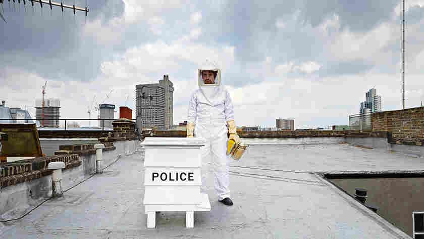 Metropolitan Police Bee Keeper