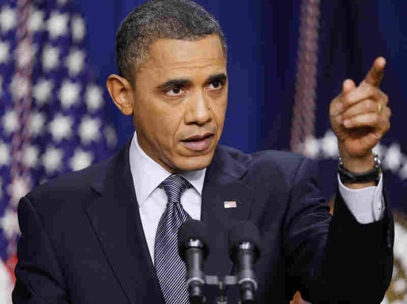 President Obama faced a battery of questions about his budget Tuesday during a news conference at the Eisenhower Executive Office Building in Washington. One problem Obama and other politicians confront when it comes to the budget is that most voters want more government than they're willing to pay for.