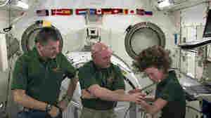 Flutes In Space: Astronaut Plays Aboard Space Station