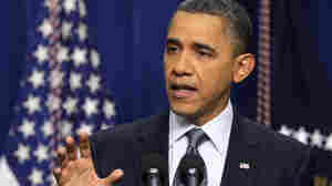 Obama: U.S. Is 'On Right Side Of History' In Mideast