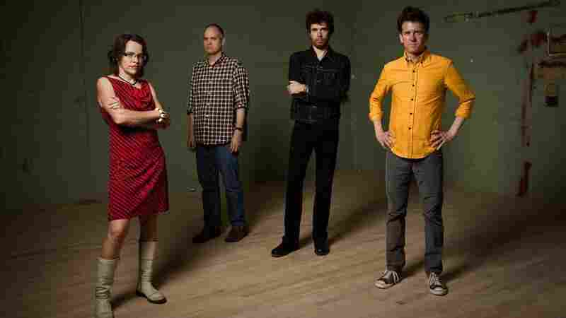 Superchunk On World Cafe