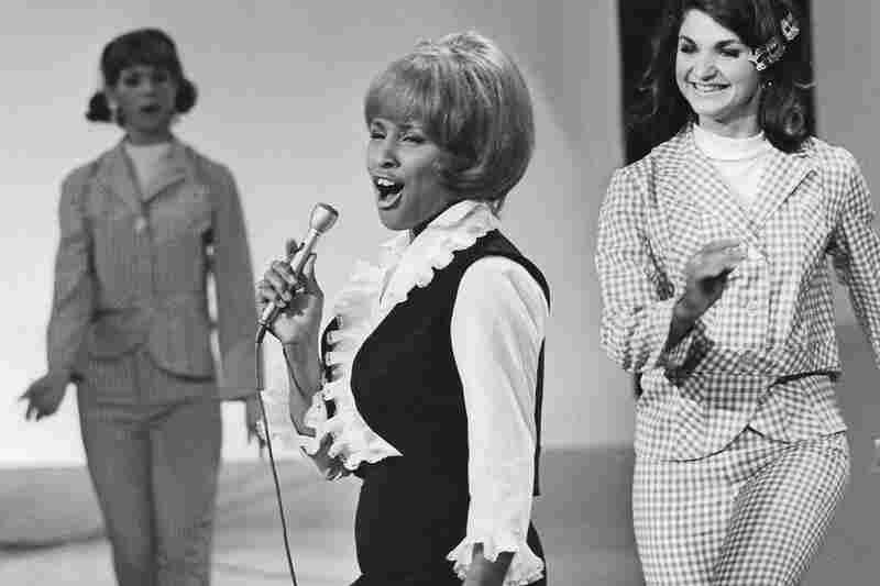 Darlene Love: A Prominent Star, Born In The Background : NPR