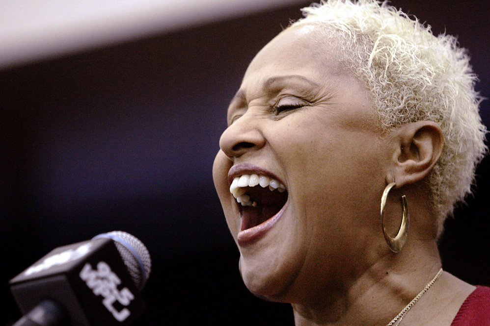 Darlene Love: A Prominent Star, Born In The Background | NCPR News