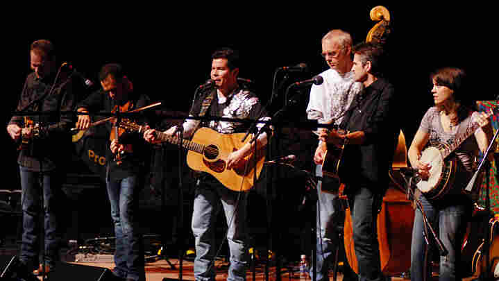 The Grascals performed on Mountain Stage.