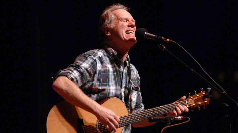 Loudon Wainwright III performed on Mountain Stage.