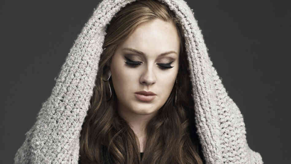 "Adele's new album is ""21."""