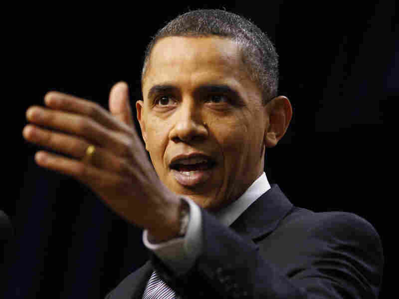 President Obama, shown answering questions during a news conference Tuesday, is expected to hit the billion-dollar mark in fundraising for his re-election bid. His Republican opponent may raise that much as well.