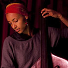 Grammy winner Esperanza Spalding performs at the Village Vanguard with the Joe Lovano Us Five, just a month before her Best New Artist win.