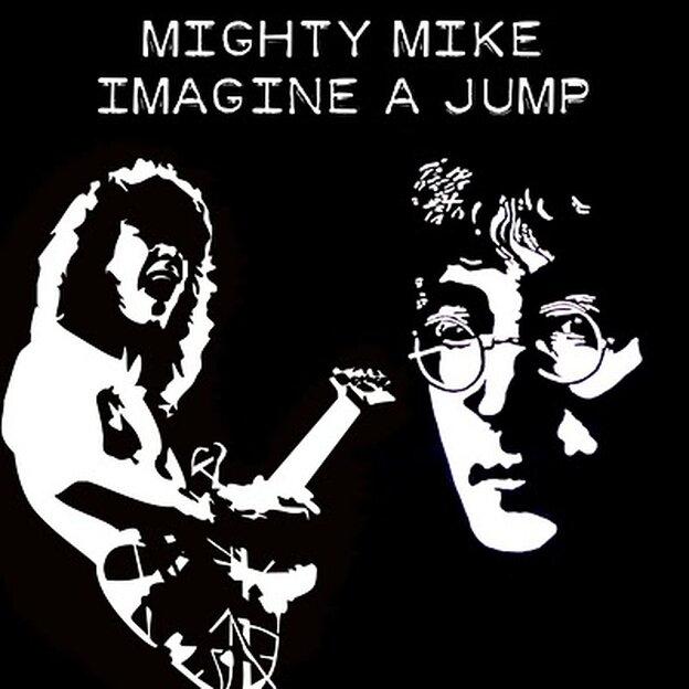 Van Halen and John Lennon united.