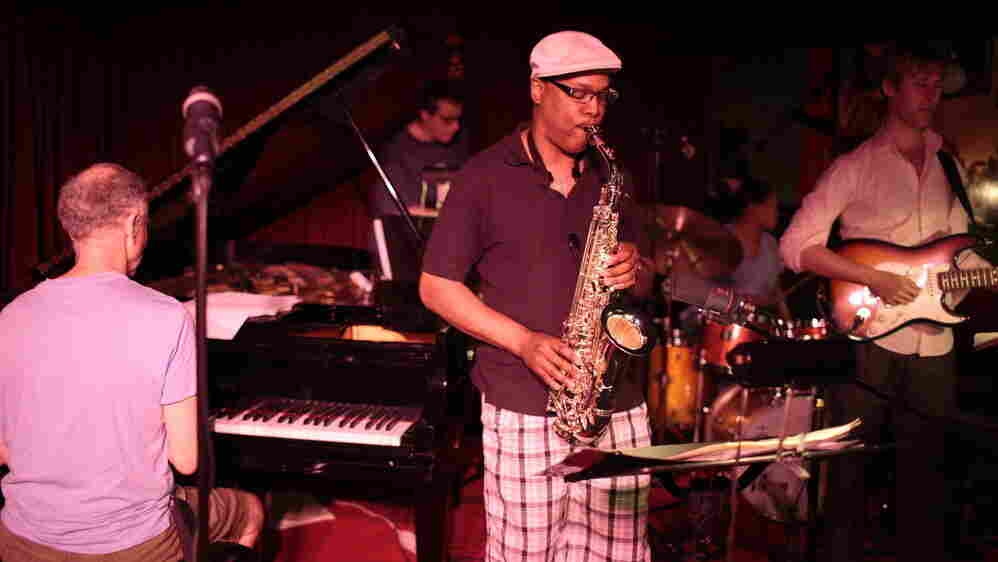 Greg Osby Five performs at the Village Vanguard.