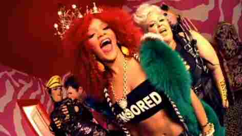 Rihanna's new video is the target of a lawsuit from photographer David LaChapelle.