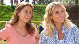 Jenna Fischer, Christina Applegate