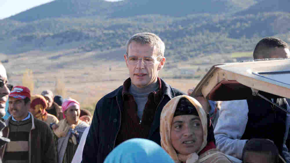 """""""It is mad to stay, like it is mad to become a monk,"""" says Brother Christian (Lambert Wilson) in Xavier Beauvois' 'Of Gods and Men'."""