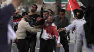 Bahrain: Framed By Funerals, Another Day Of Protests Turns Violent
