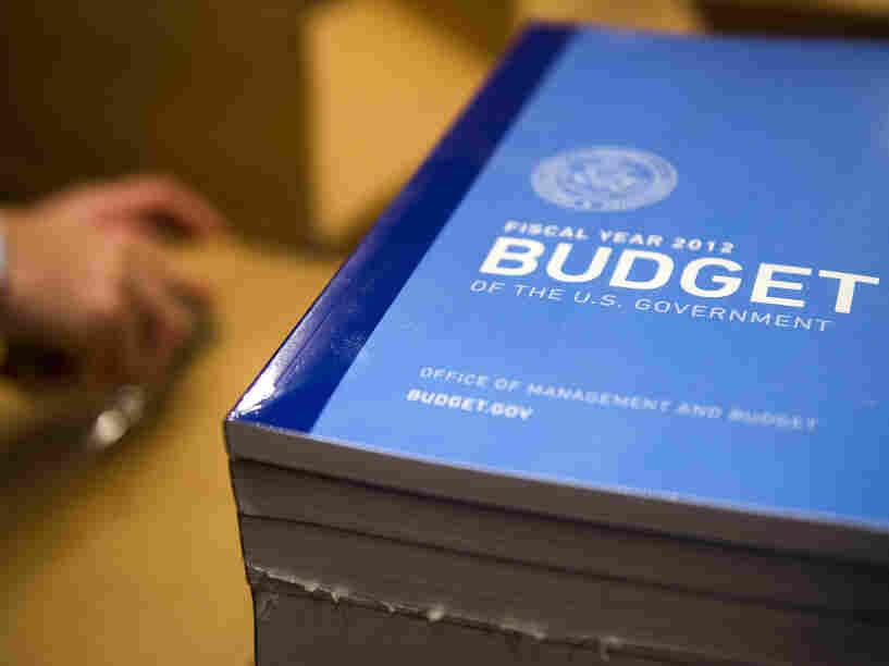 President Obama's budget for 2012