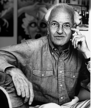 "Writer Michael Frayn grew up in what he describes as ""a modest but agreeable house in the outer suburbs of London."""