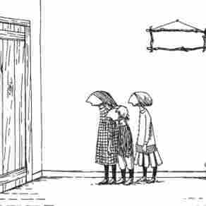 Images From 'The Strange Case of Edward Gorey'