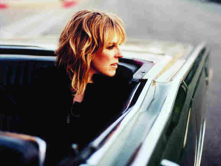 Lucinda Williams' 10th album, Blessed, comes out March 1.