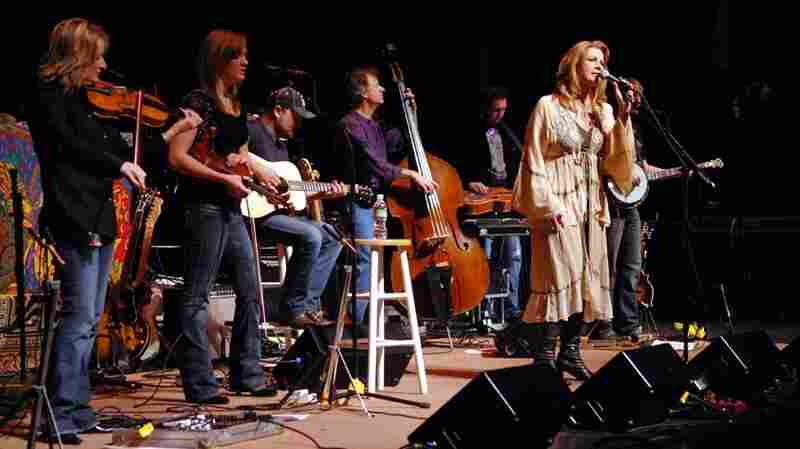 Patty Loveless performed on Mountain Stage.