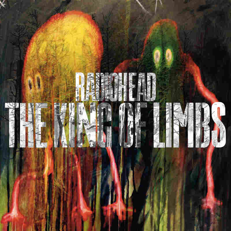 cover art for king of limbs