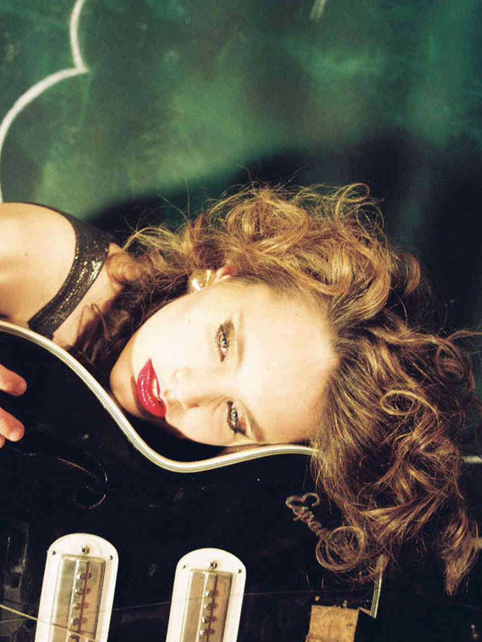 Her debut album isn't even out yet, and Anna Calvi already promises to become one of 2011's breakout stars.