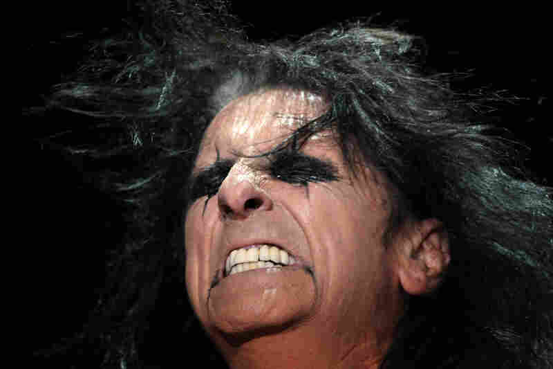 The son of a preacher, shock rock superstar Alice Cooper is part of the class of 2011 Rock and Roll Hall of Fame inductees.