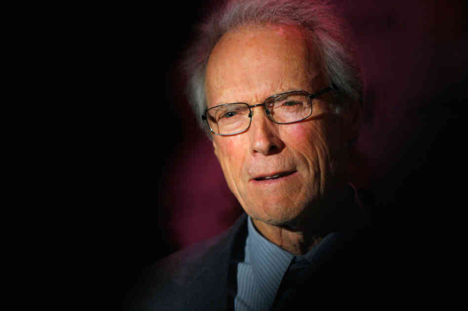 Clint Eastwood attends the closing night premiere of Hereafter, which he produced and directed, in October 2010.