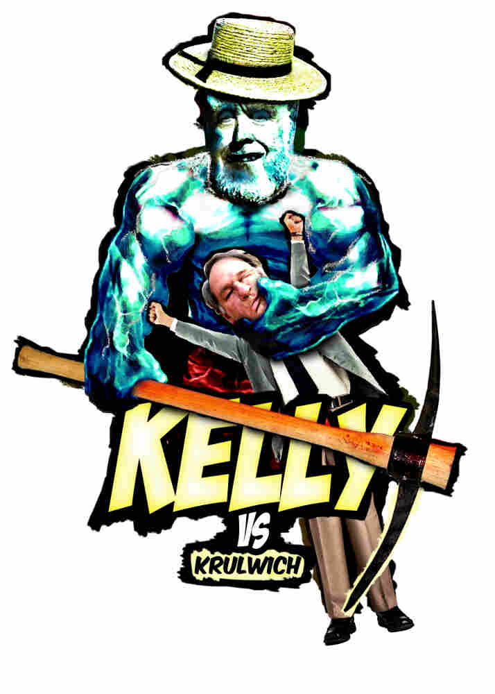 Kelly vs. Krulwich
