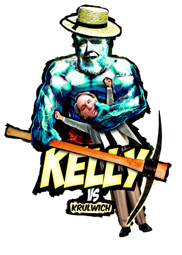 Kelly vs. Krulwich