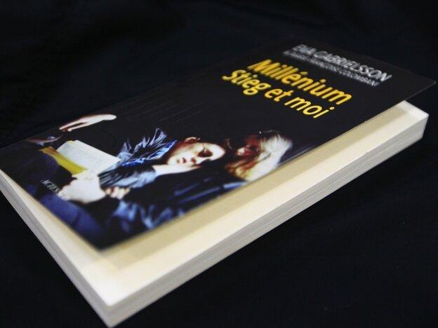 Eva Gabrielsson's new memoir about her life with Stieg Larsson.