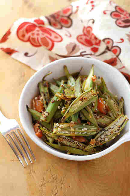 All For Okra And Okra For All