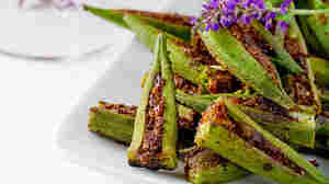 There's More To Okra Than Frying