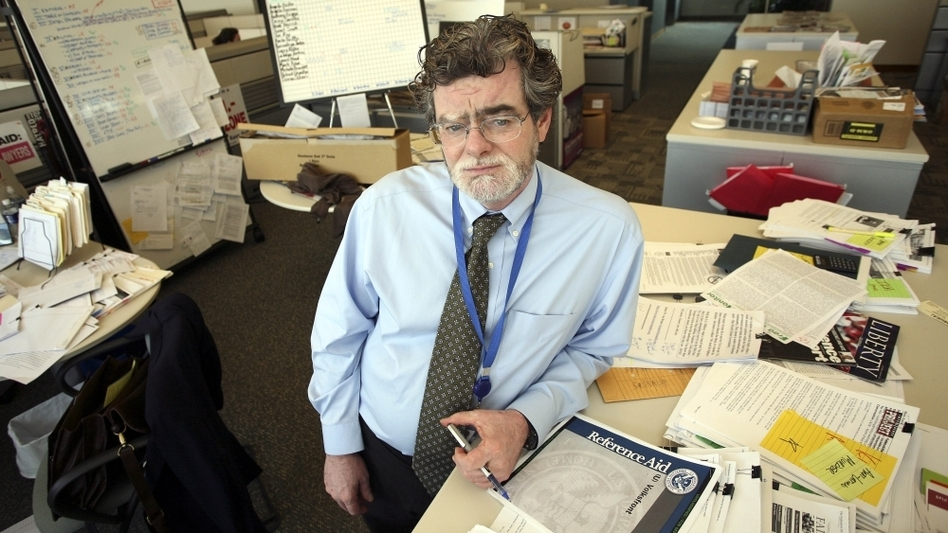 Mark Potok, director of the Southern Poverty Law Center's Intelligence Project, said he was surprised to discover how much extremist groups had grown from 2009 to 2010.