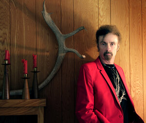 T.C. Boyle won the Pen/Faulkner award in 1988 for his novel World's End. He grew up in Peekskill, N.Y., and currently teaches English at the University of Southern California.
