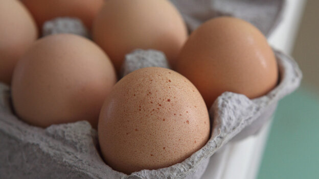 Eggs were at the center of a big salmonella outbreak in 2010 that brought more attention to food safety.