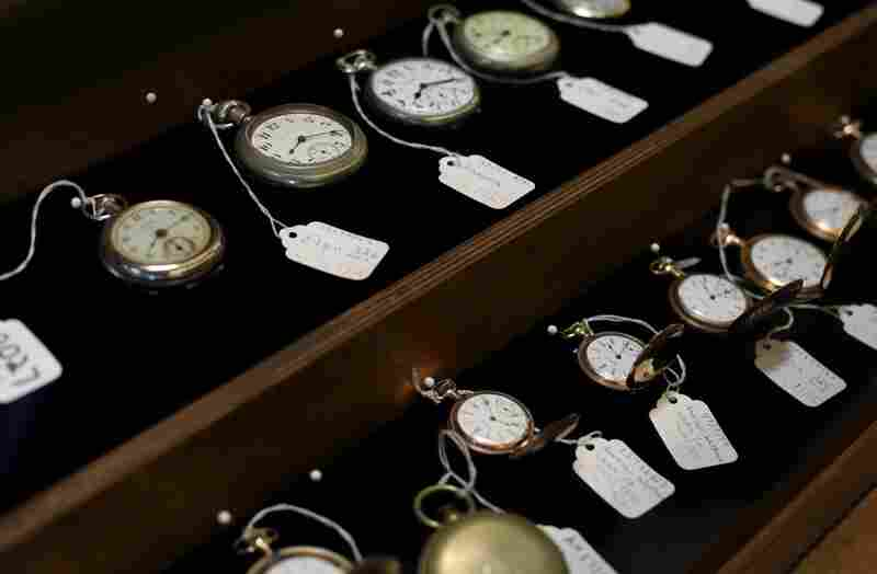 History for Hire has hundreds of watches in its collection, from all different eras. Watches from the mid-19th century and earlier are particularly difficult to come by, Elyea says.