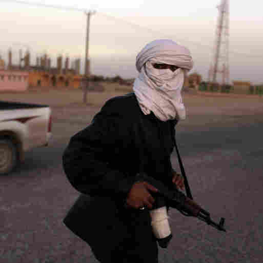 Fight For Libya Edges Closer To Tripoli, Gadhafi