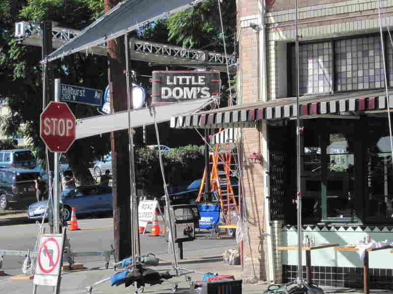 Little Dom's restaurant in L.A.'s Los Feliz neighborhood