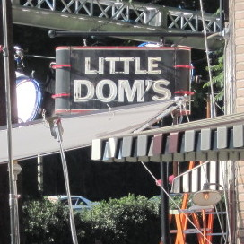 Little Dom's restaurant in L.A.'s Los Feliz neighborhood