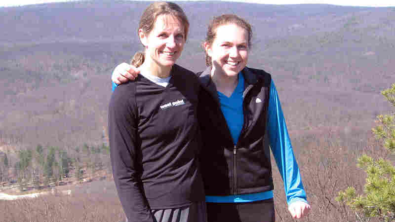 Betsy Thompson (left) and her daughter, Kelly MacDonald, both decided to become soldiers.