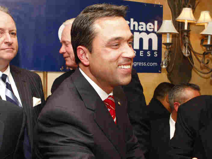 Rep. Michael Grimm, a newly elected Republican, represents the 13th District of New York, which includes Staten Island and Brooklyn.
