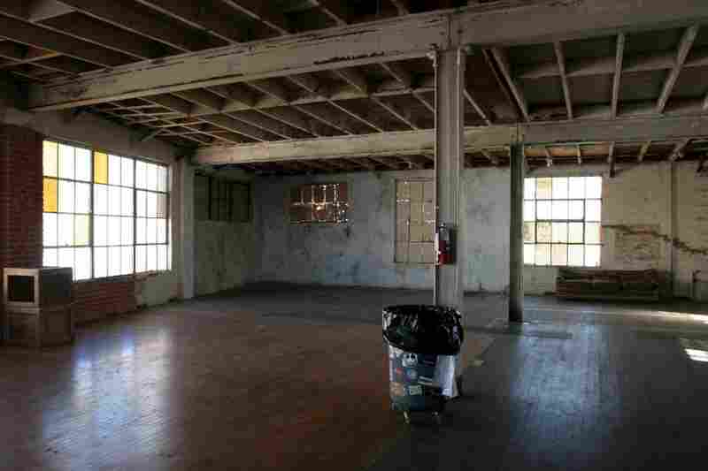 Dresser is also looking for a warehouse, a place where teenagers could be having a party. The so-called Poodle Parlor (hey, it's L.A.) sits practically under the Sixth Street Bridge. It's also rented out solely for film shoots.