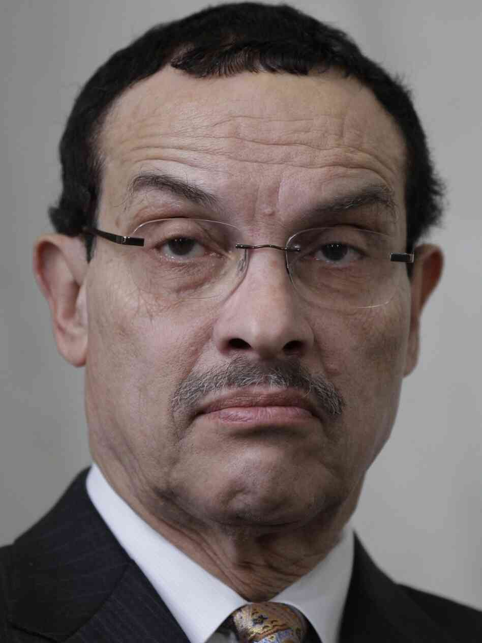 Washington D.C. Mayor Vincent Gray.
