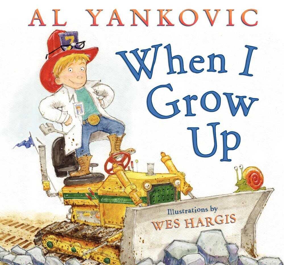 When I Grow Up by Al Yankovic