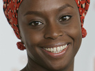Novelist, short-story writer and our Round 6 judge, Chimamanda Ngozi Adichie.