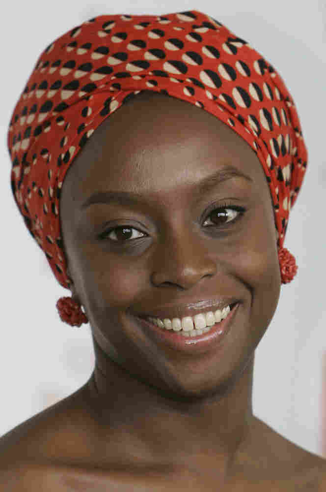 Novelist, short-story writer and our Round 6 judge, Chimamanda Ngozi Adichie.